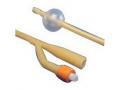 "Image Of Ultramer 3-Way Latex Foley Catheter 24 Fr 30 cc, 16-1/2"""
