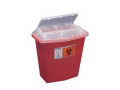 Image Of Sharps-A-Gator Tortuous Path Sharps Container 5 Quart