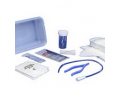 Image Of Curity Open Urethral Catheter Tray with 30 cc Syringe, 18Fr