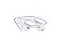 Image Of Single Suction Catheter 14 fr