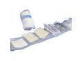 Image Of BURRITO Dover Vinyl Closed Urethral Catheter Tray 14 Fr 1000 mL