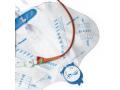 Image Of 100% Silicone 2-Way Closed Foley Catheter Tray 16 Fr 5 cc