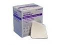 "Image Of AMD Antimicrobial Polyurethane Foam Dressing 4"" x 8"" Rectangle"