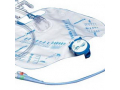 Image Of Curity Dover 100% Silicone 2-Way Foley Catheter Tray 18 Fr 5 cc