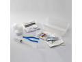 Image Of Curity Universal Catheterization Tray with 10 cc Syringe and BZK Prep