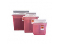 Image Of SharpStar In-Room Sharps Container Counter Balanced Lid 8 Quart