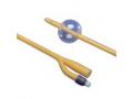 Image Of Dover 2-Way Silicone-Coated Foley Catheter 12 Fr 5 cc