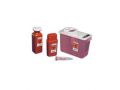 Image Of SharpSafety Transportable Sharps Container 1-1/2 Quart