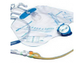 Image Of Curity Ultramer Latex 2-Way Foley Catheter Tray 14 Fr 5 cc