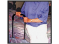 "Image Of Freedom Grip Bed Rail, 20-1/2"" H x 9"" W Handle, 28"" L x 20"" W Board"