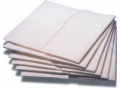 "Image Of TENA Cliniguard Disposable Dry Wipes, 13"" x 13.25""."