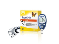 Image Of Freestyle Lite Blood Glucose Test Strip (100 count)