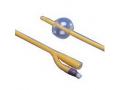 Image Of Cysto-Care Folysil 2-Way Silicone Foley Catheter 24 Fr 30 cc