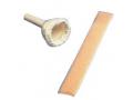 Image Of Uri-Drain Latex Self-Sealing Male External Catheter with Foam Strap, Medium 30 mm
