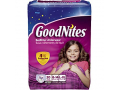 Image Of Goodnites Youth Pants for Girls Large/X-Large, Big Pack, REPLACES 6943365