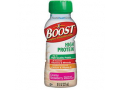 Image Of Boost High Protein Nutritional Energy Drink 8 oz., Creamy Strawberry
