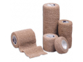 "Image Of Coban Sterile Self-Adherent Wrap 4"" x 5 yds., Tan"