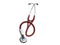 "Image Of Littmann Electronic Stethoscope Model 3200 27"", Burgundy Tube"