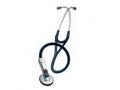 "Image Of Littmann Electronic Stethoscope Model 3200 27"", Navy Blue Tube"