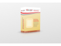 "Image Of HEALQU Waterproof Adhesive Border Foam Dressing 4"" x 4"""