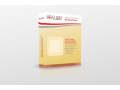 "Image Of HEALQU Waterproof Adhesive Border Foam Dressing 6"" x 6"""