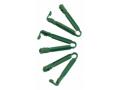 Image Of Tube / Catheter Clamp Grafco® Polyacetal, Green