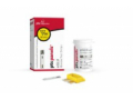 Image Of Blood Glucose Test Strips PTS Panel eGLU Immunochemistry / Immunodiagnostic Assay Glucose GLU For CardioChek Plus Analyzers 50 Tests