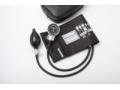 Image Of Aneroid Sphygmomanometer McKesson LUMEON Pocket Style Hand Held 2-Tube Adult Large Adult Size Arm