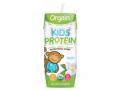 Image Of Orgain Kids Protein Nutritional Shake, Vanilla, 8.25 fl oz