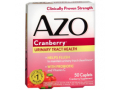 Image Of Dietary Supplement AZO 500 mg Strength Tablet 50 per Box