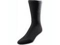 Image Of European Comfort Diabetic Sock Large, Black
