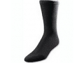 Image Of European Comfort Diabetic Sock Medium, Black