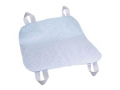 """Image Of Quick-Sorb Reusable Underpad with Straps, 34"""" x 35"""", Bulk package of 3"""