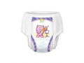 Image Of Curity Runarounds Girl Training Pants Large 32 - 40 lbs.