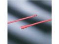 Image Of Bardia Red Rubber Urethral Catheter, Coude, 16 Fr 16""