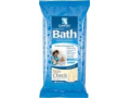 Image Of Sage Products Comfort Bath Cleansing Washcloths, Heavyweight, Non-Irritating