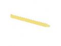 Image Of Bionix Gastrostomy/Jejunostomy Feeding Tube DeClogger, Yellow, 16-18 Fr