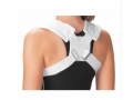 Image Of Clavicle Support PROCARE X-Small Foam Buckle Closure