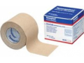 """Image Of BSN Jobst Tensoplast Elastic Adhesive Bandage 1"""" x 5 yds, Tan, Water Repellant, Fluffy Non-fray Edge"""
