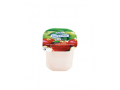 Image Of Thickened Beverage Thick & Easy 4 oz Portion Cup Apple Juice Flavor Ready to Use Nectar Consistency