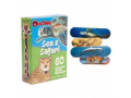 Image Of Ouchies Sea and Safari Bandages 60 ct