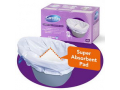 Image Of Carebag Oxo-Biodegradable Commode Liner with Super Absorbent Pad