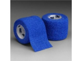 "Image Of Coban Self-adherent Wrap, Blue, 3"" X 5 Yards"