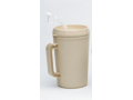 Image Of Drinking Mug Medegen Cold 34 oz Ivory