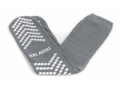 Image Of Slipper Socks McKesson Adult 2X-Large Gray Above the Ankle