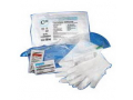 Image Of Cure Catheter Closed System Kit 8 Fr 1500 mL