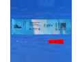 """Image Of Pre-Lubricated 16 Fr Catheter, Sterile, Female, 6"""", Straight Tip"""