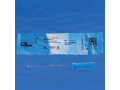 """Image Of Pre-Lubricated 8 Fr Catheter, Sterile, Female, 6"""", Straight Tip"""