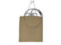 Image Of Urinary Drainage Bag Cover, Tan