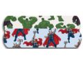 Image Of Adhesive Strip Stat Strip 3/4 X 3 Inch Plastic Rectangle Kid Design Hulk and Thor Sterile
